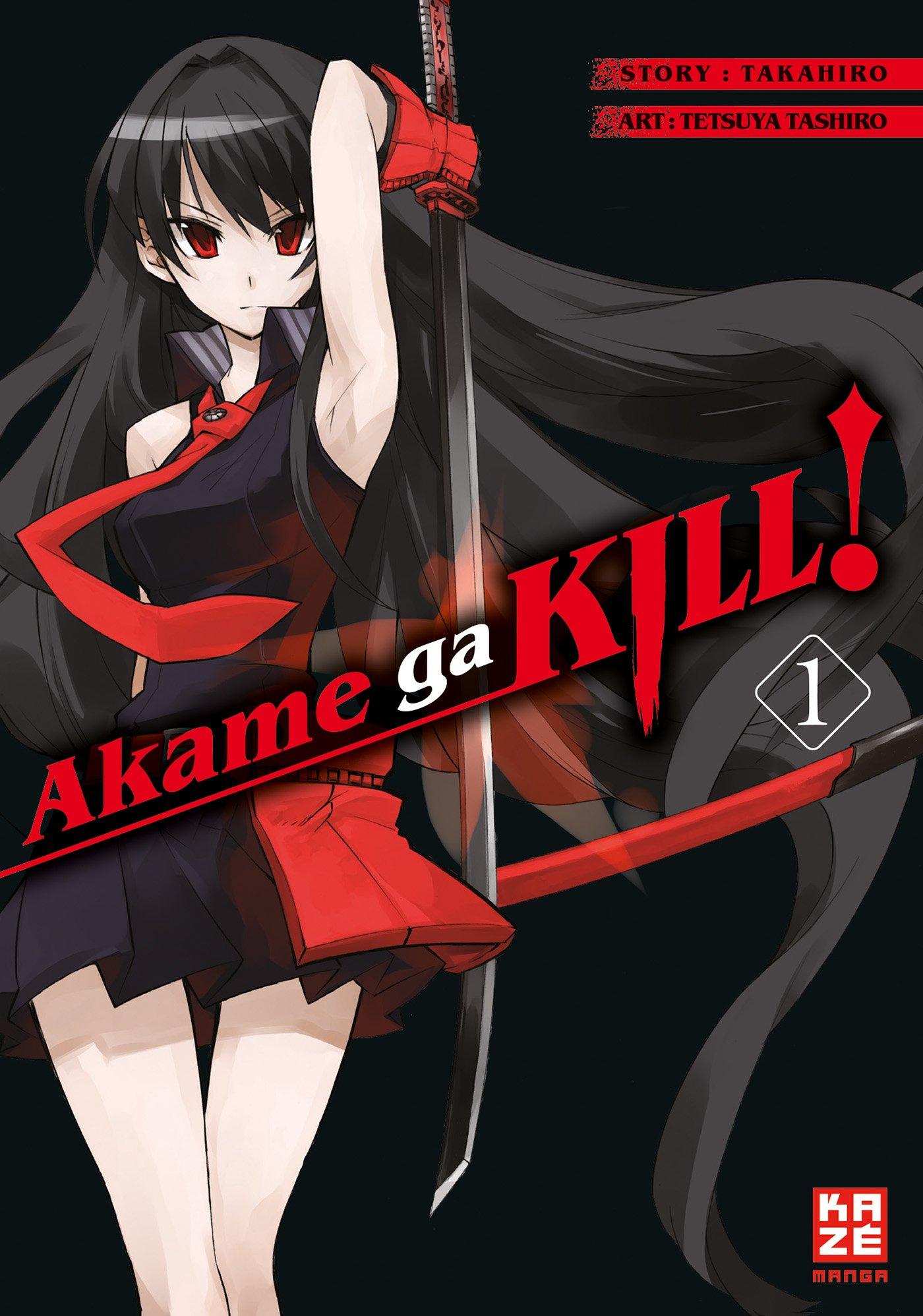 Akame ga Kill! Band 1