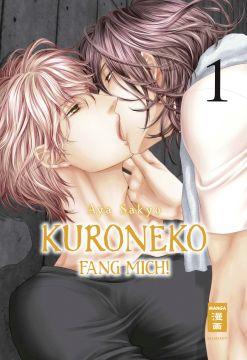 Kuroneko - Fang mich Band 1