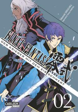 Final Fantasy - Type 0: Der Krieger mit dem Eisschwert Band 2