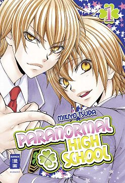 Paranormal High School Band 1