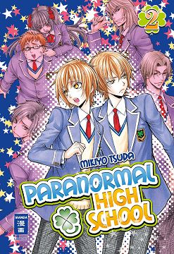 Paranormal High School Band 2