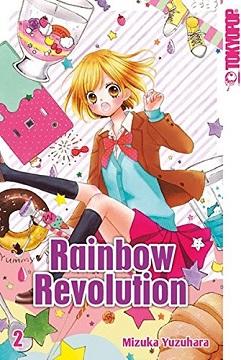 Rainbow Revolution Band 2